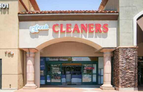 FreshCleanersLaguna1 580x375 - Fresh Cleaners
