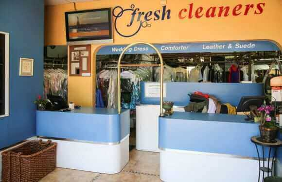 FreshCleanersLaguna8 580x375 - Fresh Cleaners